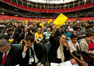 Кто является делегатом сессии ГК и чем они занимаются?