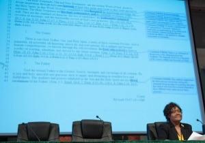На годичном совещании предложили редакцию текста Основных доктрин АСД