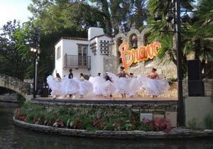 ФОТО: Сан-Антонио встречает гостей